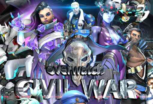 Overwatch-Civil War Collector's Edition